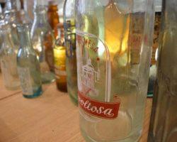 Botella vidrio La Revoltosa