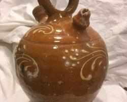 Botijo de cerámica de Chinchilla